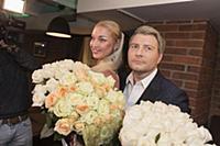 Анастасия Волочкова, Николай Басков. День рождения
