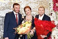 Лейла Адамян, Николай Басков. Юбилей Лейлы Адамян