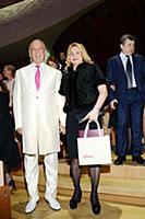 Илья Резник с супругой Ириной. Юбилей Лейлы Адамян