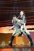 Андрей Школдыченко, Алина Шемонаева. Мюзикл Максим
