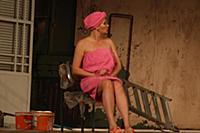 Анна Ардова. Премьера спектакля «Последний этаж».