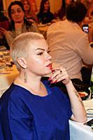 Наталия Калаус. Третья ежегодная премия «Alusso Ev