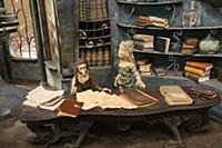 Экспонаты выставки. Выставка «Волшебный мир. Гофма