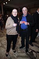 Сергей Юрский с супругой.