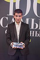 Feduk / Федор Инсаров. Вручение премии «100 самых
