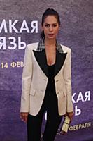 Сабина Ахмедова. Премьера фильма «Громкая связь».