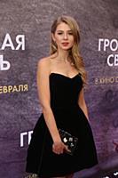 Анастасия Уколова. Премьера фильма «Громкая связь»