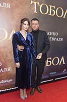 Агата Муцениеце, Павел Прилучный. Премьера фильма