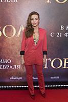 Екатерина Гусева. Премьера фильма «Тобол». Кинотеа