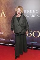 Елена Валюшкина. Премьера фильма «Тобол». Кинотеат