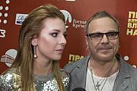 Наталья Подольская, Владимир Пресняков (младший).