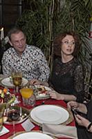 Виктор Рыбин, Наталья Сенчукова. Премия «Пара года
