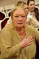 Людмила Полякова. Репетиция спектакля «Дальше - ти