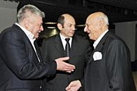 Владимир Рушайло, Владимир Этуш.