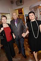 Владимир Этуш с супругой, Ирина Виторган.