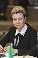 Татьяна Синюгина. Пресс-конференция, посвященная т