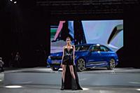 Презентация нового BMW 3 серии и показ коллекции PONOMAREV
