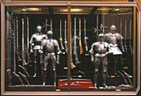 Средневековое оружие и доспехи западноевропейских