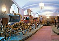 Каретный зал Оружейной палаты. Москва.
