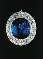 Бриллиантовая брошь императрицы Александры Федоров