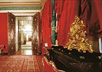 Красная гостиная Большого кремлевского дворца. Мос