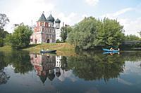 Архивные изображения Москвы и москвичей