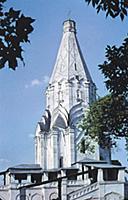 Церковь Вознесения в Коломенском. Москва.