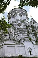 Церковь Рождества Иоанна Предтечи в Дьякове. Москв