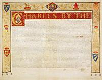 Грамота английского короля Карла I царю Михаилу Фе