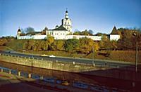 Панорама Спасо-Андроникова монастыря