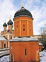 Храм Апостола Петра в Высокопетровском монастыре