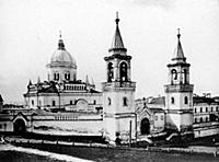 Ивановский женский монастырь
