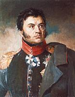 Герой Отечественной войны 1812 г. Генерал Н.Раевск