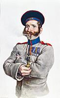 Герой Отечественной войны 1812 г. Рядовой Иван Гал