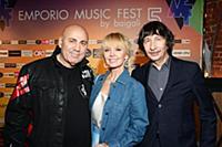 Иосиф Пригожин, Валерия, Группа «А-Студио», Байгал