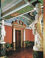 Дворцовая гостиная дворца Останкино