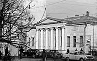 Дом Лопухиных - музей Л.Н. Толстого