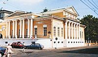 Дом Хрущевых-Селезневых на Пречистинке - музей А.С
