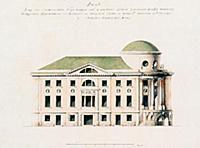 Фасад дома Н.П. Шереметьева