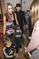 Кети Топурия с детьми. Концерт «Дискотека МУЗ-ТВ.