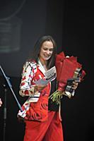 Александра Артемьева. Церемония вручения профессио
