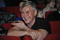 Юрий Сысоев. Церемония вручения профессиональной п