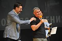 Дмитрий Дюжев, Юрий Сысоев. Церемония вручения про