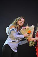 Екатерина Гусева. Церемония вручения профессиональ