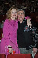Анна Терехова, Юрий Сысоев. Церемония вручения про