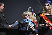 Алексей Силкин, Алла Сурикова. Церемония вручения