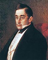 Поэт и дипломат А.С.Грибоедов