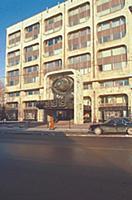 Здание ИТАР-ТАСС на Большой Никитской улице. Москв
