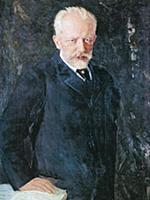 Композитор П.И.Чайковский