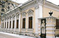 Дом-музей Ф.И.Шаляпина. Москва, Россия.